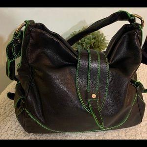 Sabrina Scala shoulder bag Leather